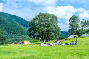 めいほう高原キャンプフィールド イメージ