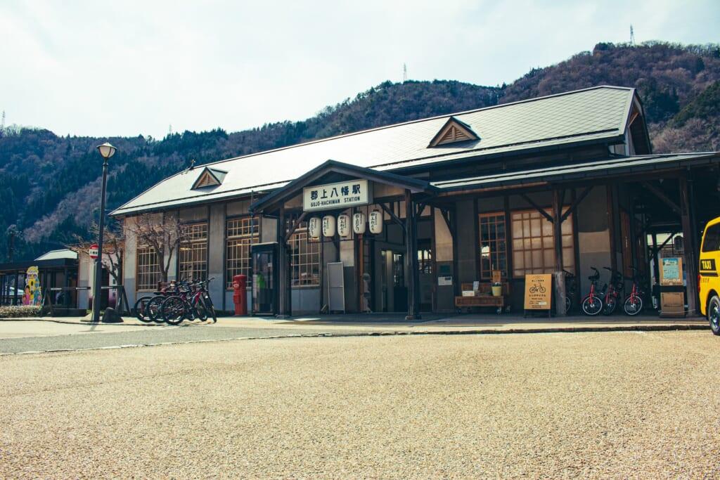 郡上八幡駅 長良川鉄道