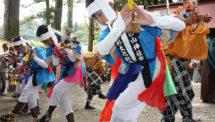 寒水の掛踊(1)