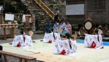 中居神社春季例祭(2)