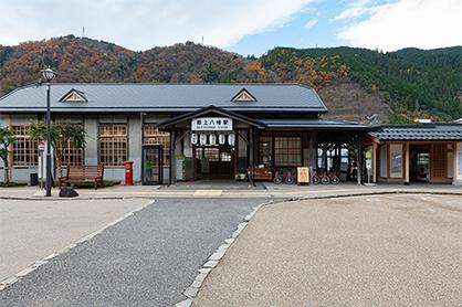 <C_001>八幡・城下町コース1「四季折々に訪れたい。奥美濃の小京都・八幡城下町を巡る旅。」